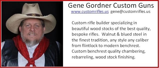 Gene Gordner Custom Guns