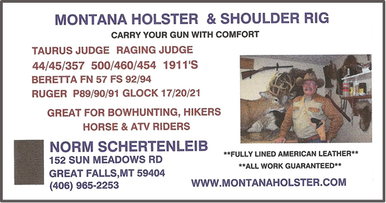 Norm - Montana Holster
