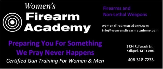 Victoria - Womens Firearm Academy