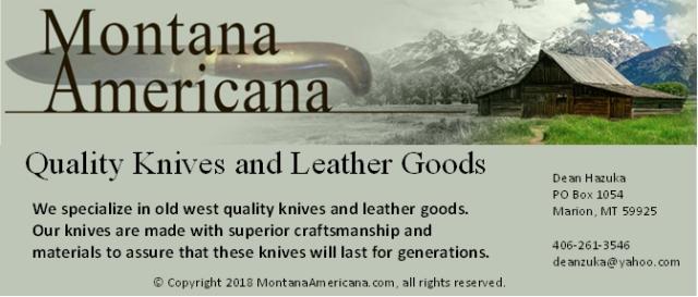 Dean Hazuka - Montana Americana
