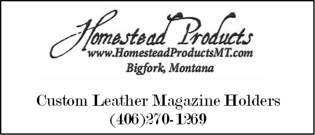 Kimberly Johnson - Homestead Products
